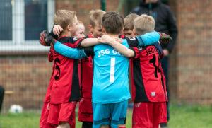 Team 2012 siegt 14:3 gegen JfV Buxtehude und wird Staffelsieger
