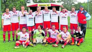 Zweimal D/A richtig geärgert – Für Fußballer Norman Wilkens unvergesslich.
