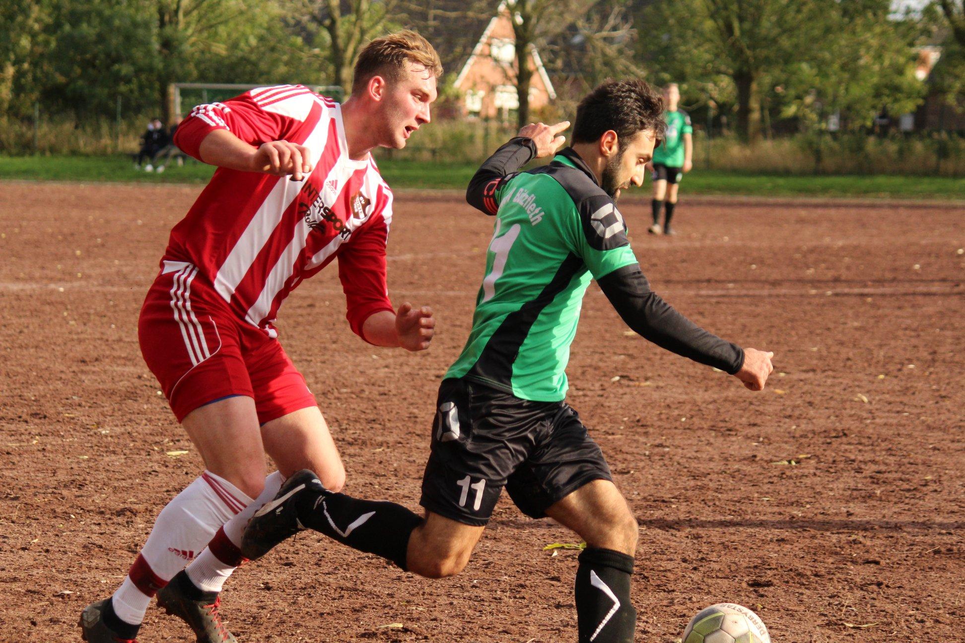 Fussball Keisliga: Spitzenreiter Bargstedt verliert