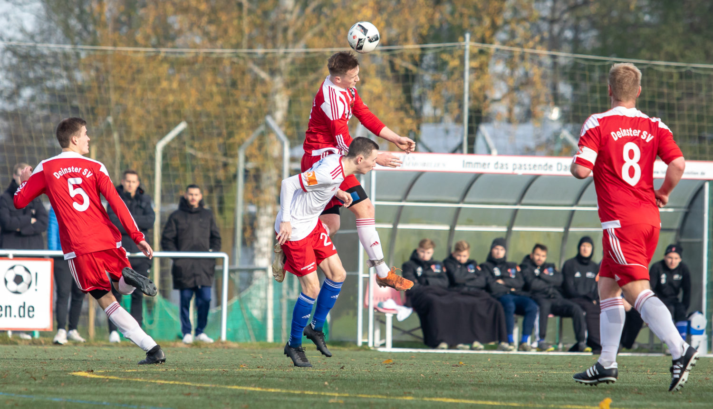 Kreisliga Stade: SG Lühe feiert Überraschungssieg beim SSV Hagen