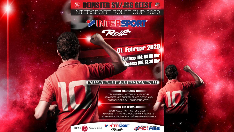 Der Intersport Rolff Cup geht in die 7. Runde