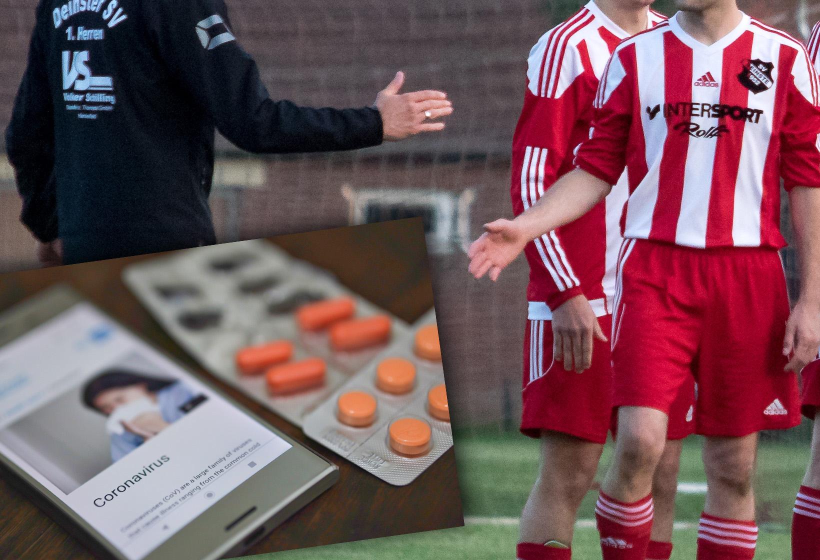 Umgang mit dem Corona-Virus im Niedersächsischen Fußballspielbetrieb