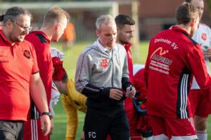 Deinster SV verlängert mit Trainer
